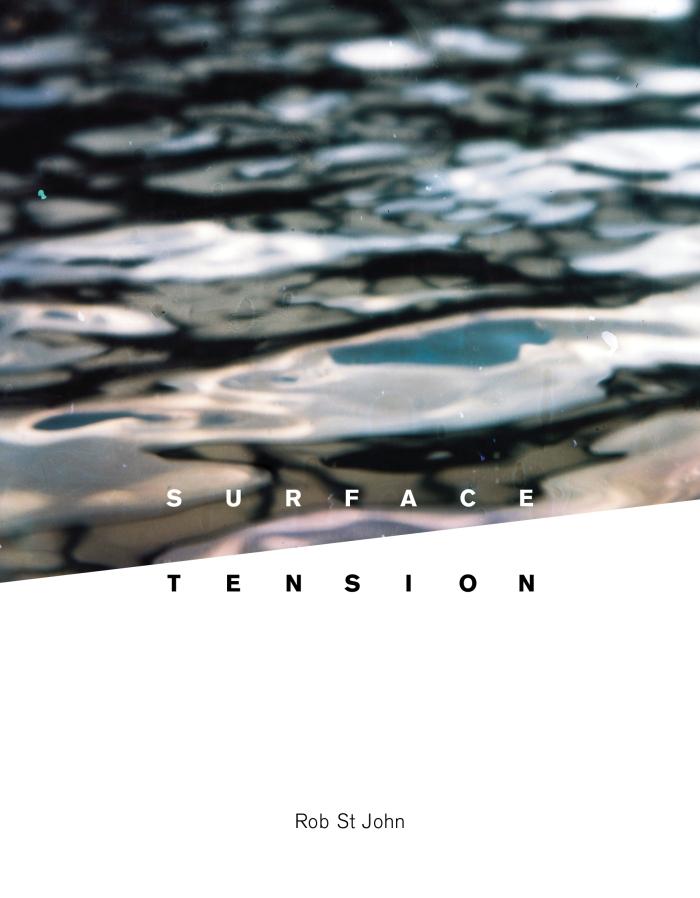 Surface Tension Cover Portrait